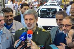 العميد حاتمي يؤكد على عزيمة وزارة الدفاع لدعم قطاع صناعة السيارات