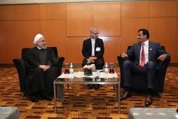 Iran condemns any pressure on Qatar