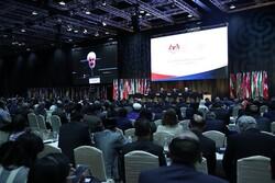 روحاني: نحن أمام مسؤولية تاريخية لفتح مسار العزة الاسلامية