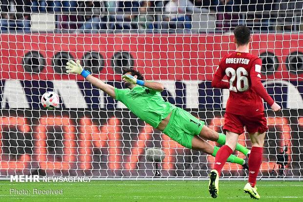 راهیابی تیم فوتبال لیورپول به رقابت های جام باشگاه های جهان