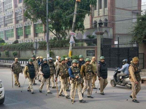 نئی دہلی میں دفعہ 144 نافذ