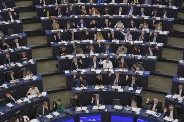 یورپی پارلیمنٹ میں مذمتی قرارداد پر رائے شماری مؤخر