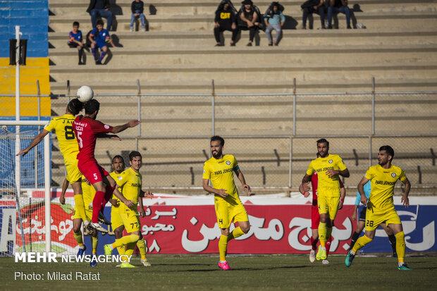 پارس جنوبی هم به لیگ دسته اول سقوط کرد/ بوشهر بدون سهمیه شد!