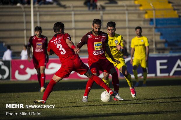 تغییر زمان بازی پرسپولیس و شهرداری ماهشهر در آبادان
