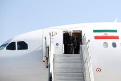 صدر حسن روحانی ٹوکیو پہنچ گئے