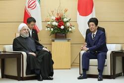Hassan Rouhani/Shinzo Abe