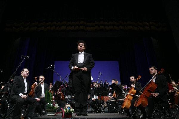 ارکستر ملی ایران میزبان «شب موسیقی ارمنی» شد/ هدیهای برای کریسمس