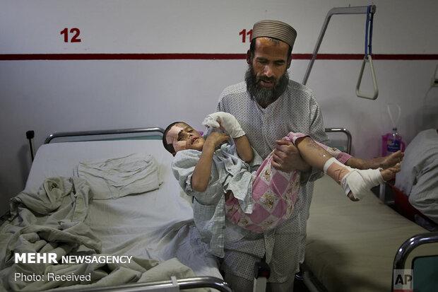 میراث شوم جنگ برای کودکان افغان