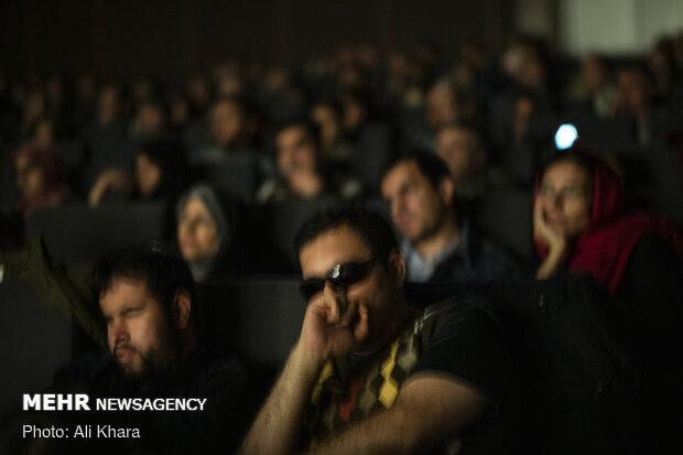 سینما چارسو، اکران فیلم سینمایی «جهان با من برقص» ویژه نابینایان