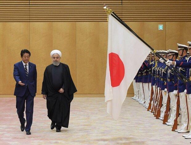 Zarif hails Rouhani-Abe 'substantive, friendly' talks
