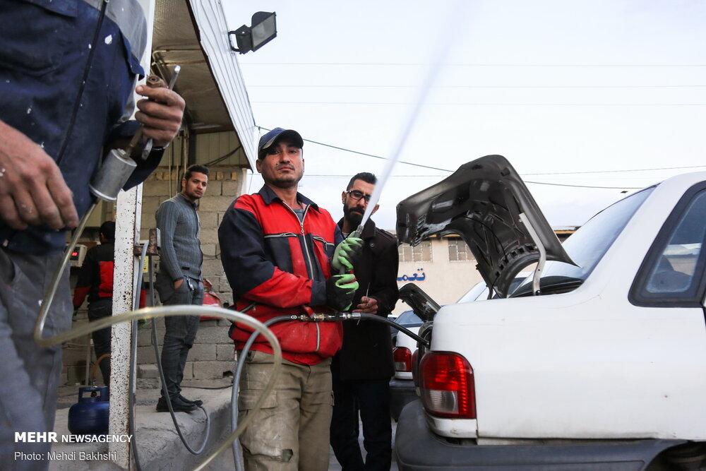 دولت سوخت خودروهای LPG سوز را تامین کند/ درآمد ۲۹۰۰ میلیاردتومانی برای خزانه