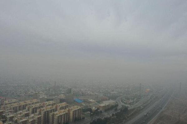 آلودگی هوا مهمان ناخوانده استان سمنان/ آسمان آبی خاکستری میشود - خبرگزاری  مهر | اخبار ایران و جهان | Mehr News Agency