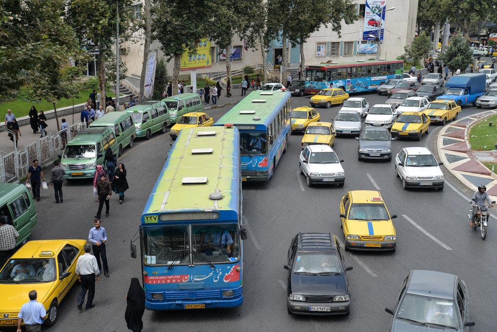 لزوم افزایش سهم منطقه ۲۲ در حوزه حمل و نقل عمومی