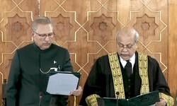 جسٹس گلزار احمد پاکستان کے نئے چیف جسٹس بن گئے