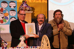 موزه گرمابه علیقلی آقا میزبان «عروسکخانه هورشید» /بازآفرینی عروسکهای شرق اصفهان
