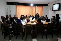 کارگاه دو روزه مبانی تصویرسازی در یاسوج برگزار شد