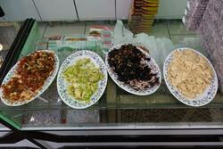 ارومیہ میں مٹھائی اور حلوا تیار کرنے والی فیکٹری