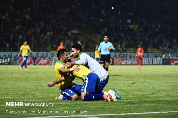Sepahan suffer bitter defeat to Sanat Naft