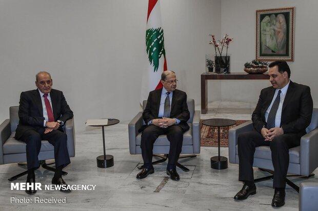 معرفی نخست وزیر جدید لبنان