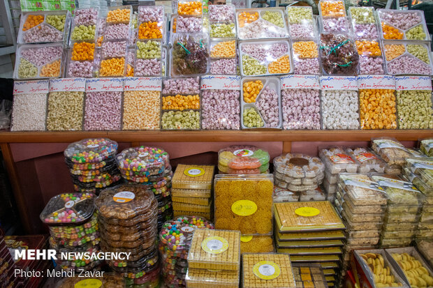 A Persian confectionery house in Urmia