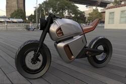 موتورسیکلت برقی با ۹۹ اسب بخار و ابر خازن رونمایی می شود