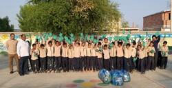 رشد پویش دانشآموزان برای حذف زباله و پلاستیک به بطن جامعه