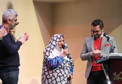 درخشش مادربزرگ قزوینی در بیستودومین جشنواره بینالمللی قصهگویی