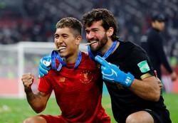 قهرمانی تیم فوتبال لیورپول در جام باشگاه های جهان