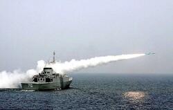 Iran-Russia-China naval drill