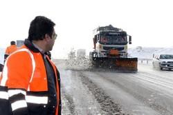 بهکارگیری بیش از ۱۳ هزار نفر در طرح راهداری زمستانی