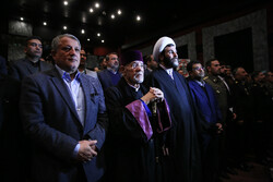 مراسم احياء ذكرى الشهداء الأرمن/صور