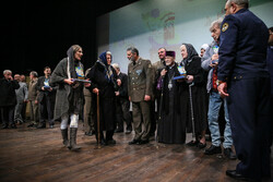 Tahran'da Ermeni şehitler anıldı