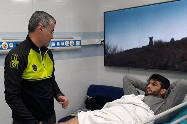 Hassan Yazdani will reach 2020 Olympics, assures the surgeon