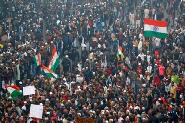 اعتراض مهمترین حزب مخالف دولت هند به قانون جدید اعطای شهروندی