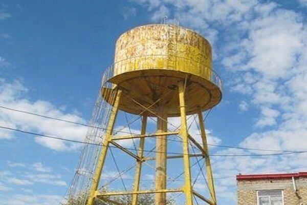 ۳۳ مخزن آبرسانی در روستاهای استان قزوین فرسوده است