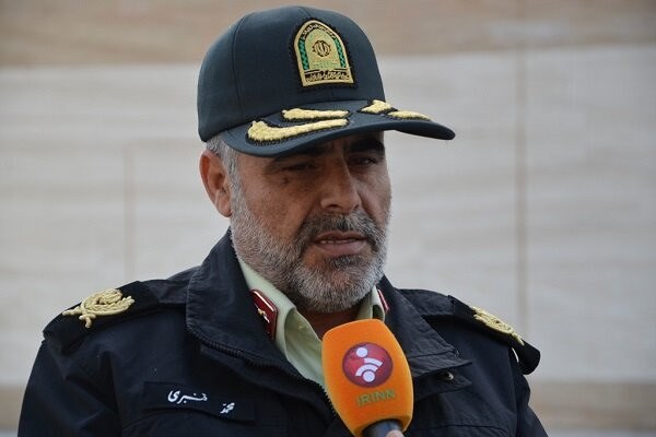 Police seize 1,090 kg of narcotics in S Iran