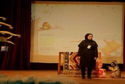 ۲ گیلانی برگزیده بیست و دومین جشنواره بینالمللی قصهگویی شدند