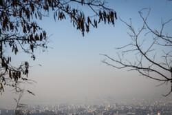 هوای تهران قابل قبول است/شاخص آلودگی ۹۴ در هوای پایتخت