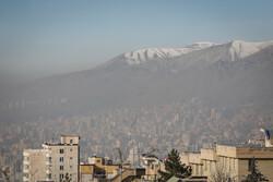 هوای تهران در وضعیت قابل قبول/شاخص آلودگی ۷۴