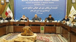 WorldCrafts Council to register 4 Iranian cities by 2019 yearend: official