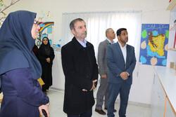 نمایشگاه پژوهش با عنوان «گامهای روشن پژوهش» در آرادان گشایش یافت