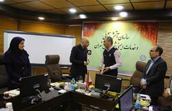 امضای تفاهم نامه همکاری سازمان نوسازی شهر تهران و آتشنشانی