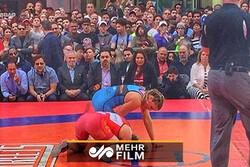 توضیحات فتحاللهزاده درباره عکس جنجالی در سالن ورزشی بانوان
