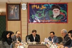 نشست رؤسای سازمانهای صمت شمال غرب کشور در اردبیل برگزار شد