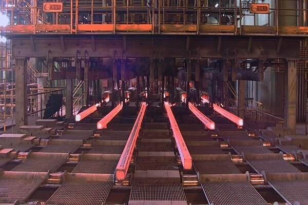 Iran, table topper in steel production growth in 2019: WSA