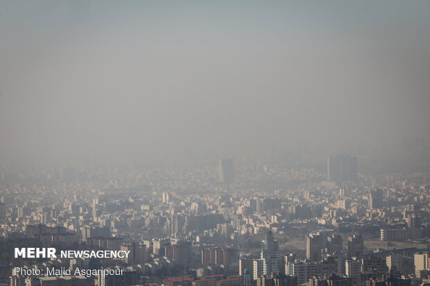 Tehran grappling with severe air pollution