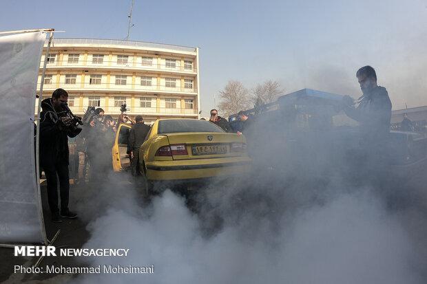 دستگیری ۴۲۴ نفر از اوباش و عاملین اغتشاش در تهران