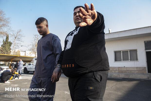 پایان قدرتنمایی قمهکشان محله اتابک