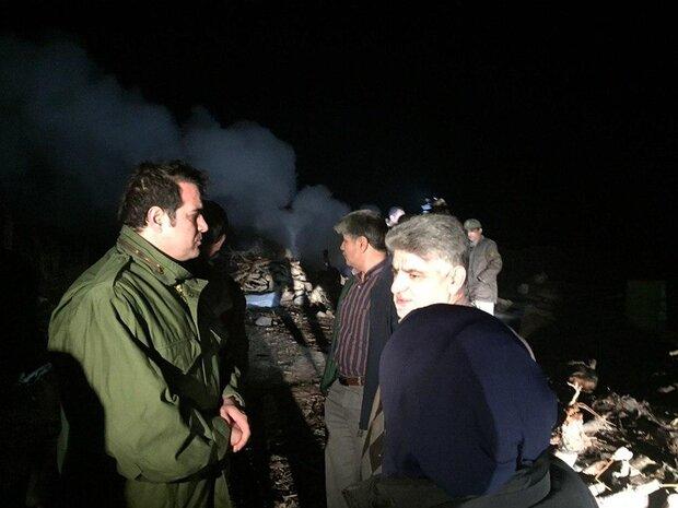از دود ذغال گیری های جنوب تهران تا آلودگی منطقه خلازیر