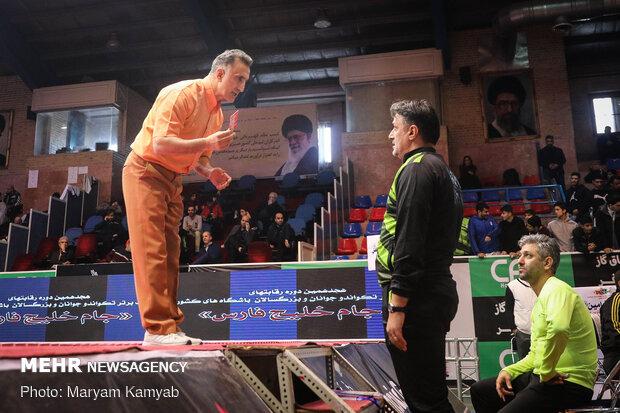 هفته هشتم لیگ برتر تکواندو